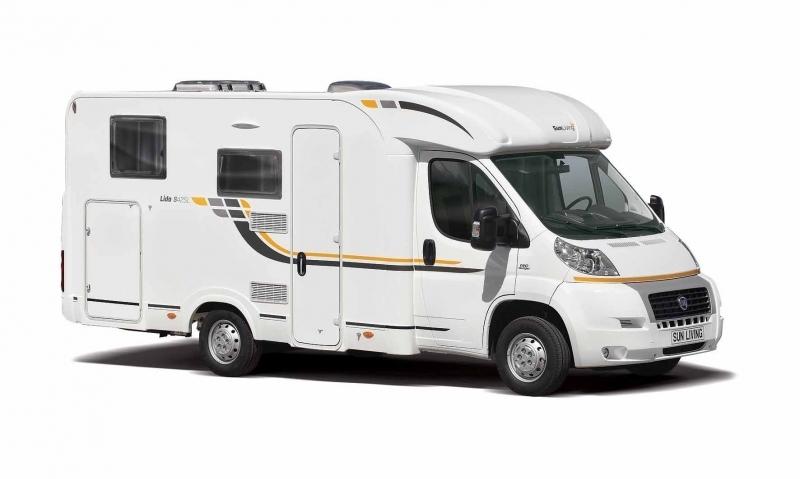 Camper Lido S45 S C